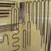 Изготовление ТЭНов для теплового оборудования. фото