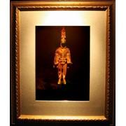 Запись объектов на художественную голограмму фото