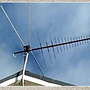 Стрекоза 2.0 PRO: антенна телевизионная, всеволновая фото
