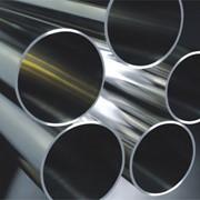Труба нержавеющая электросварная 140мм ГОСТ 11068-81, DIN 17455, DIN 17457, фото