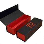 """Коробка """"Книга"""" с логотипом фото"""