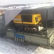 Аренда и услуги компрессора в Тюмени фото