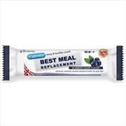 VPLab Best Meal (60 г). Спортивный батончик с клетчаткой. фото