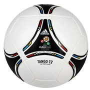 Мяч футбольный EURO 2012 Tango 12 Top Replique Adidas фото