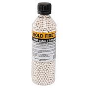 Пластиковые шарики ASG Мод. BB GOLD FIRE фото