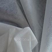 Флизелин клеевой белый 1,5 м ширина фото