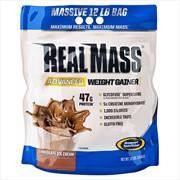 Gaspari Nutrition Real Mass Advance Gainer 12 lb. Гейнер от Gaspari Nutrition 5480 гр. фото