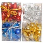 Новогодние игрушки и фейерверки по доступным ценам! фото