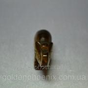 Статуэтка Слоник Камень Тигровый глаз фото