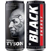 BLACK energy drinks фото