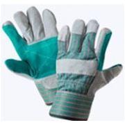 Спилковые перчатки фото