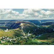 """Фото на холсте """"Живописные места Молдовы"""" фото"""