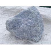 Голубой мрамор. Глыбы и валуны. фото