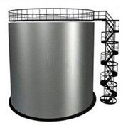 Резервуар вертикальный стальной РВС 400 м3 фото