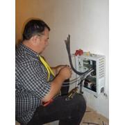 Электрик: 940-90-48 электромонтаж квартир, домов, офиса фото