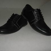 Туфли мужские классика Декор blec. фото