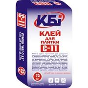 КБi Клей для плитки С-11 фото