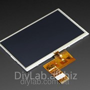 """TFT Display 7"""" 800x480 with Touchscreen 40-pin 24bit фото"""