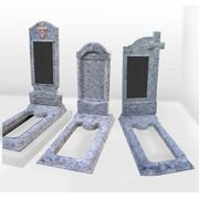 Памятники бетонные