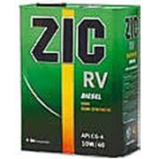 Масло моторное полусинтетическое ZIC RV фото
