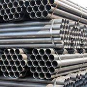 Трубы стальные водогазопроводные фото