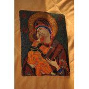Икона Владимирской Божьей Матери фото