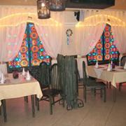 Изготовление штор, скатертей, салфеток, покрывал для дома, кафе, ресторана. фото