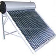 Солнечный водонагреватель фото