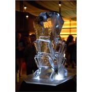 Лед пищевой кусковой Ice drive фото