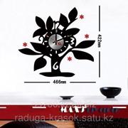 Часы-Стикеры 46Х42 СМ фото