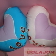 Подушка Love фото