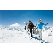 Зимний тур катание на лыжах в Гудаури ГРУЗИЯ фото