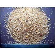Песок кварцевый серый 0,7-1,2 фото