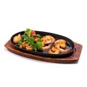 Доставка блюд японской кухни - Нинику эби фото