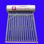 Солнечный водонагреватель Дача-Люкс XF-II-18-150-n бак 150л фото