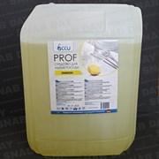 """Средство для мытья посуды PROF """"Лимон"""" 10 л. фото"""