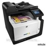 Многофункциональные устройства лазерные HP Color LaserJet CM1415fnw eMFP (А4) фото
