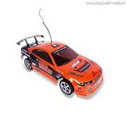 Р/У Автомобиль MioshiTech On-Road Rally Racer 1:10 красный (пульт с колесом, 42.5 см, съёмный корпус, до 20 км/ч, аккум. в комплекте) фото
