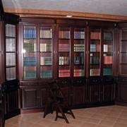 Мебель для библиотек на заказ фото