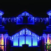 Гирлянда Айсикл лайт LED ( Icicle Light LED ) фото