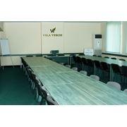 Конференц-зал гостиница Vila Verde г. Кишинев фото