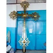 Изготовление крестов, навершие и шпилей фото