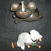 Магнит слон панда фото
