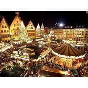 Предрождественские ярмарки в Европе фото