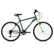 Велосипед Stinger Defender 26 2018 зеленый фото