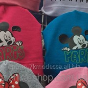 Трикотажная шапка Микки Paris от 3 до 7 лет, код товара 243822247 фото
