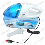 Пылесос для автомобиля High-Power Portable Handheld Car Vacuum Cleaner фото