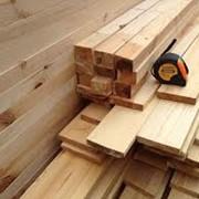 Дрань, обрешетка деревянная фото