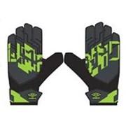 Перчатки вратарские детские Umbro Veloce Glove Jnr 20908U р.5 фото