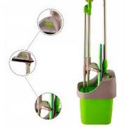 Набор для уборки - Self-Cleaning Mop (самоочистка и отжим) фото